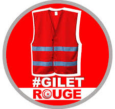 gilets rouges